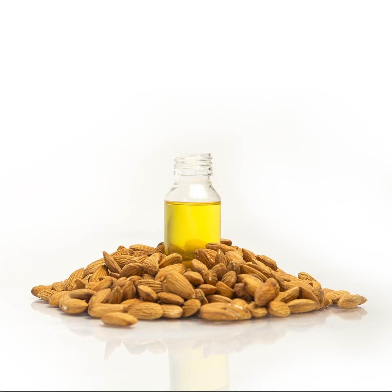Sweet Almond Oil Blog Rainbow