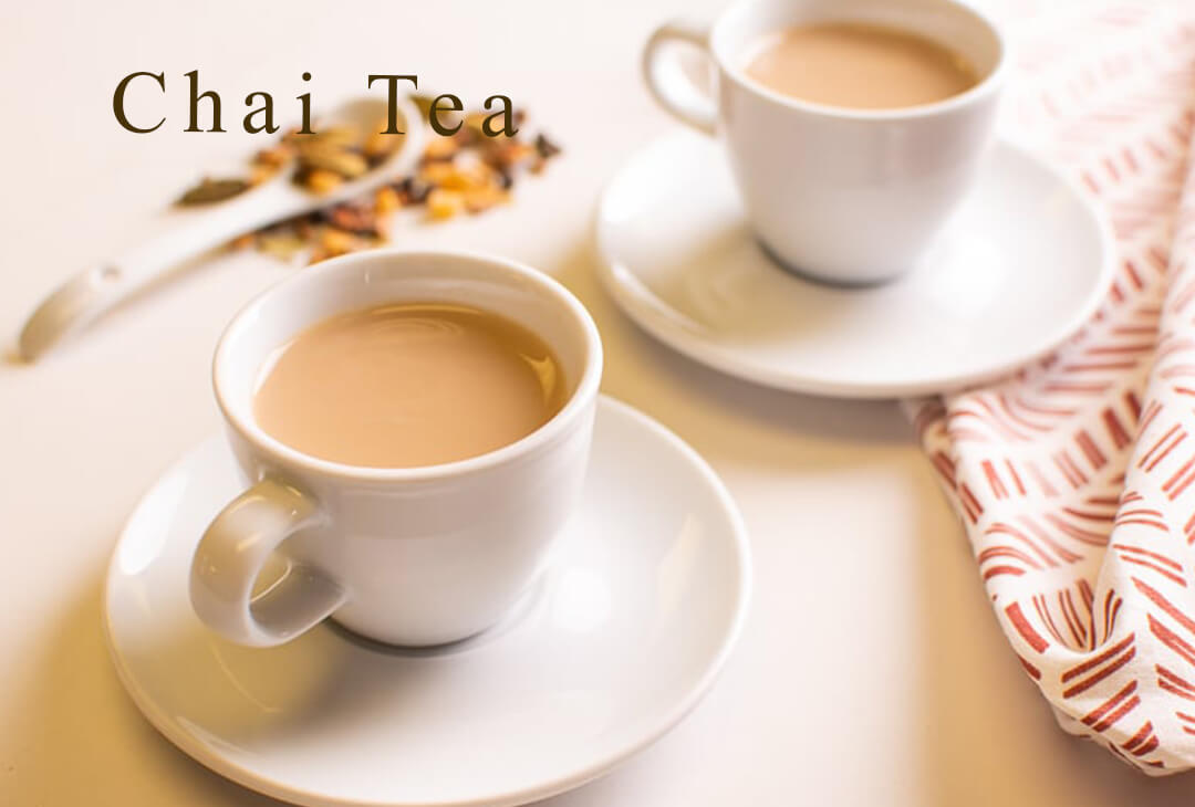 Chai Tea Blog Rainbow