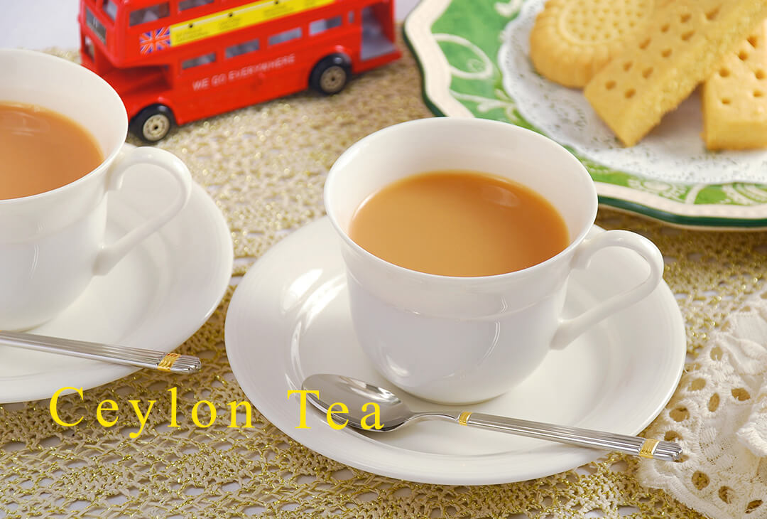 English Breakfast Tea Blog Rainbow