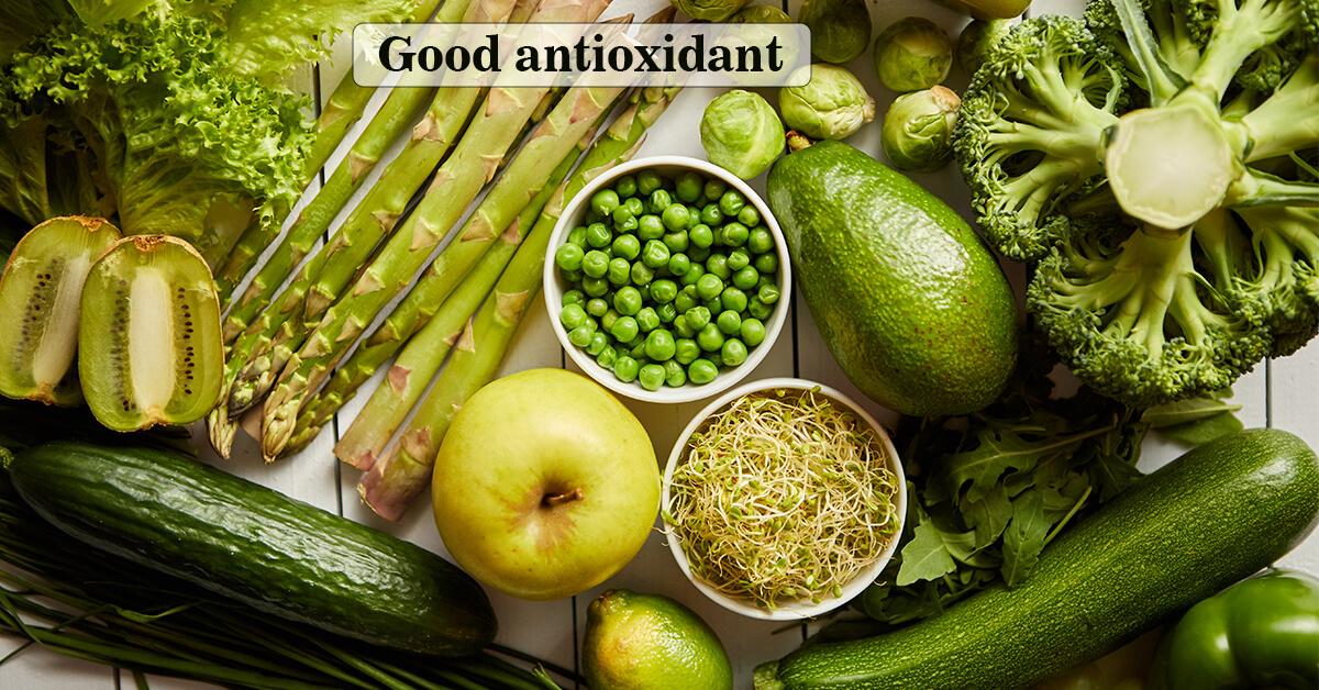 Good antioxidant