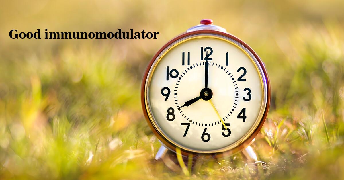 Good immunomodulator