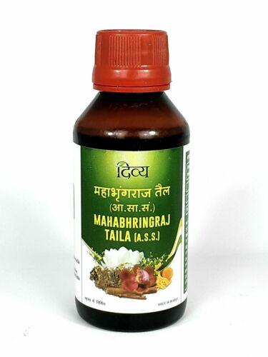 Patanjali Divya Mahabhringraj Hair Oil